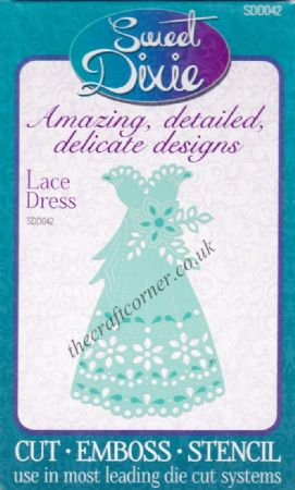 Lace Dress Sweet Dixie Die